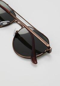 Jack & Jones - JACMAVERICK SUNGLASSES - Sunglasses - antique bronze - 3