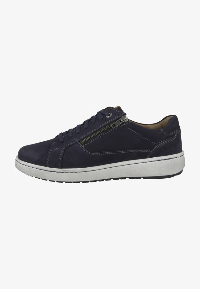 DAVID - Sneakers laag - indigo kombi