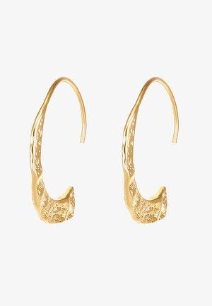 EARRINGS VALKYRIA - Náušnice - gold-coloured