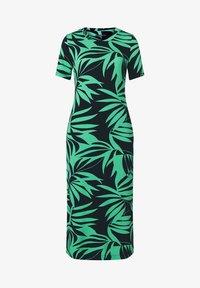 Laurel - Jersey dress - black/green - 1