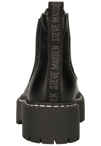 Steve Madden - Classic ankle boots - black leather - 3
