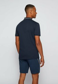 BOSS - PADDY PIXEL - Polo shirt - dark blue - 2