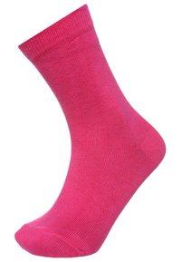 Ewers - 6 PACK - Socks - himbeere/phlox/fuchsia - 1