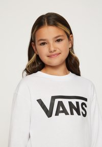 Vans - BY VANS CLASSIC LS BOYS - Longsleeve - white/black - 4