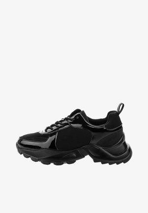 CASTELLO - Sneakers basse - black