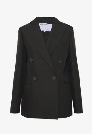 HAILEY - Krátký kabát - black