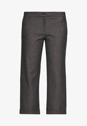 CONNER  - Trousers - black pearl