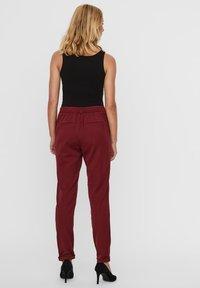 Vero Moda - Trousers - cabernet - 2