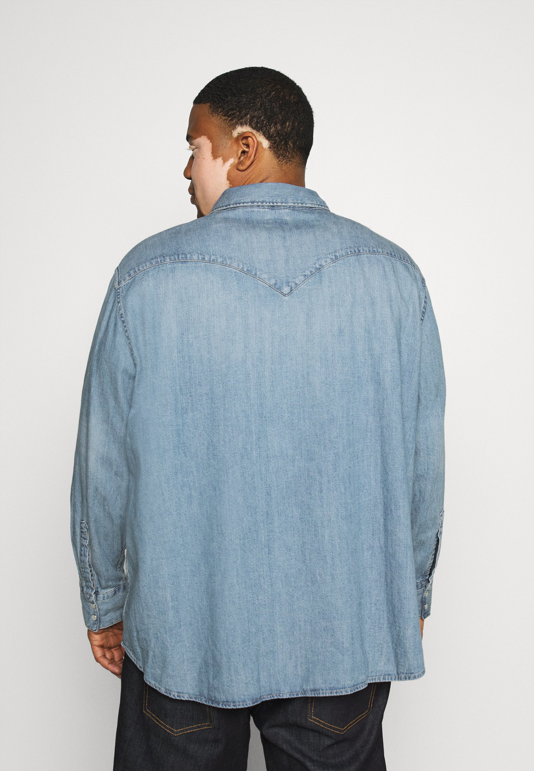 Men BIG BARSTOW WESTERN - Shirt