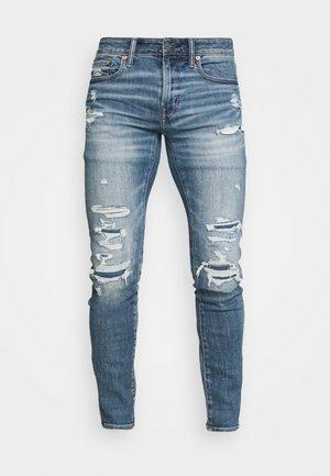 MEDIUM MENDED - Jeans Skinny Fit - indigo fray