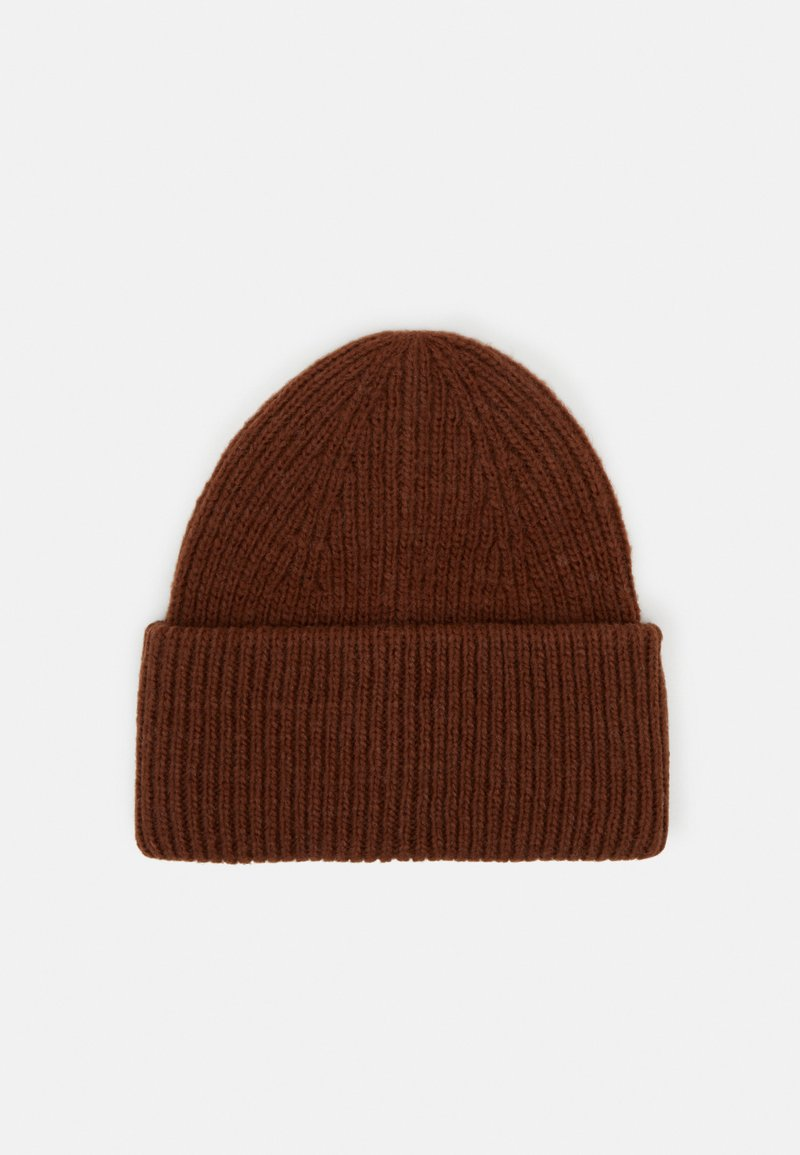 Even&Odd - Beanie - brown