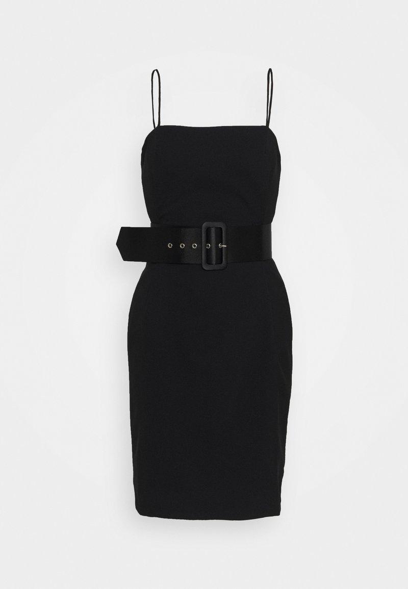 Trendyol - Shift dress - black