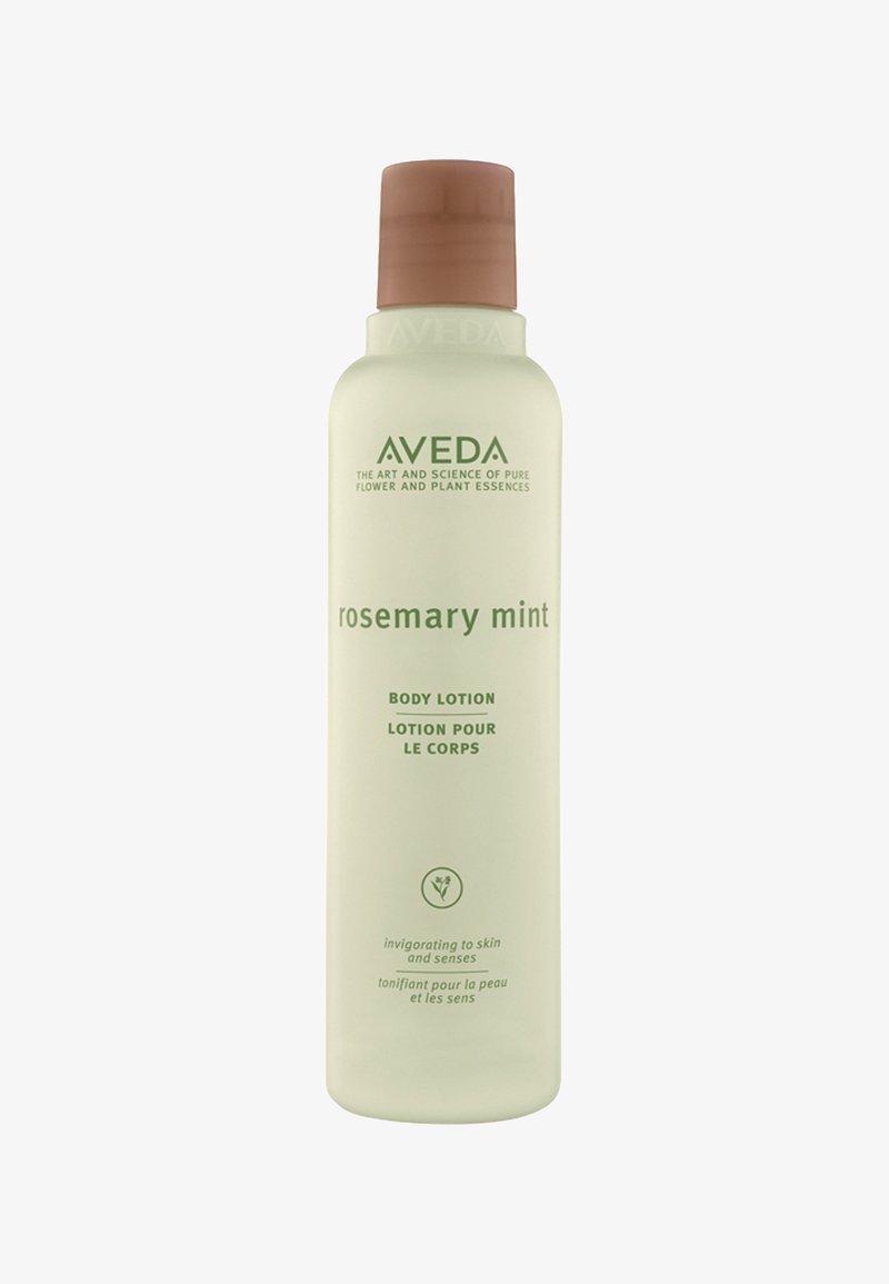 Aveda - ROSEMARY MINT BODY LOTION - Hydratatie - -