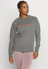 Sweaty Betty - BRIXTON - Sweater - charcoal grey - 0