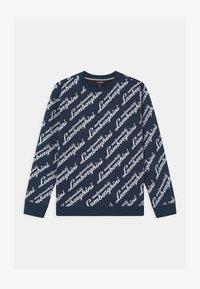 Automobili Lamborghini Kidswear - LOGOSCRIPT - Sweatshirt - blue hera - 0