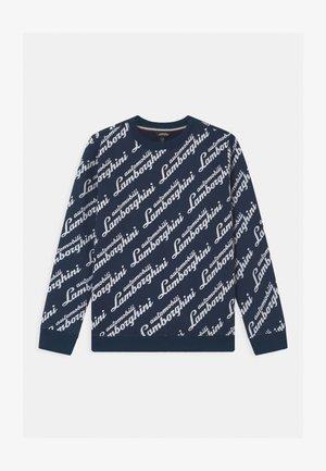 LOGOSCRIPT - Sweater - blue hera