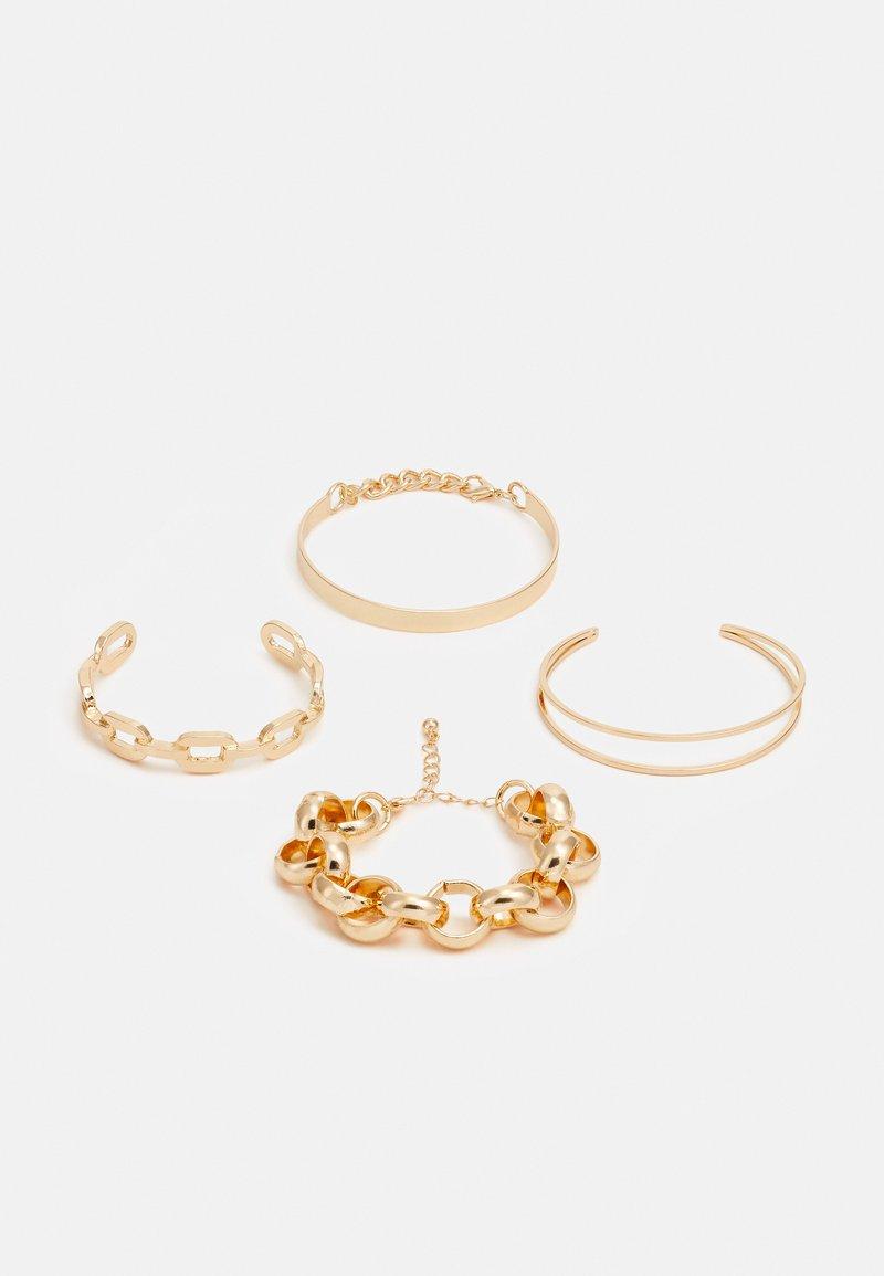 Fire & Glory - ROSSI BRACELET 4 PACK - Bracelet - gold-coloured