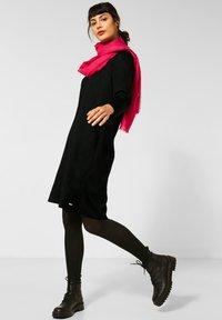 Street One - Jumper dress - schwarz - 0