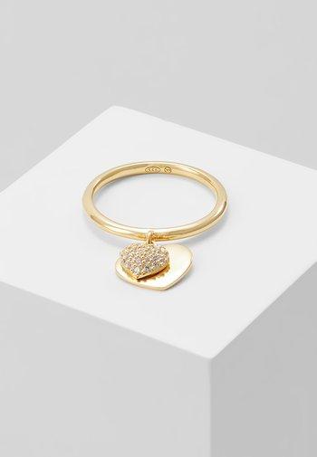 PREMIUM - Ring - gold-coloured