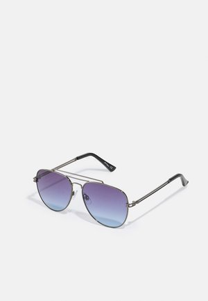 UNISEX - Sunglasses - silver-coloured