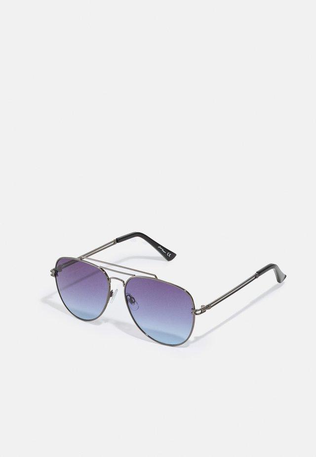 UNISEX - Occhiali da sole - silver-coloured