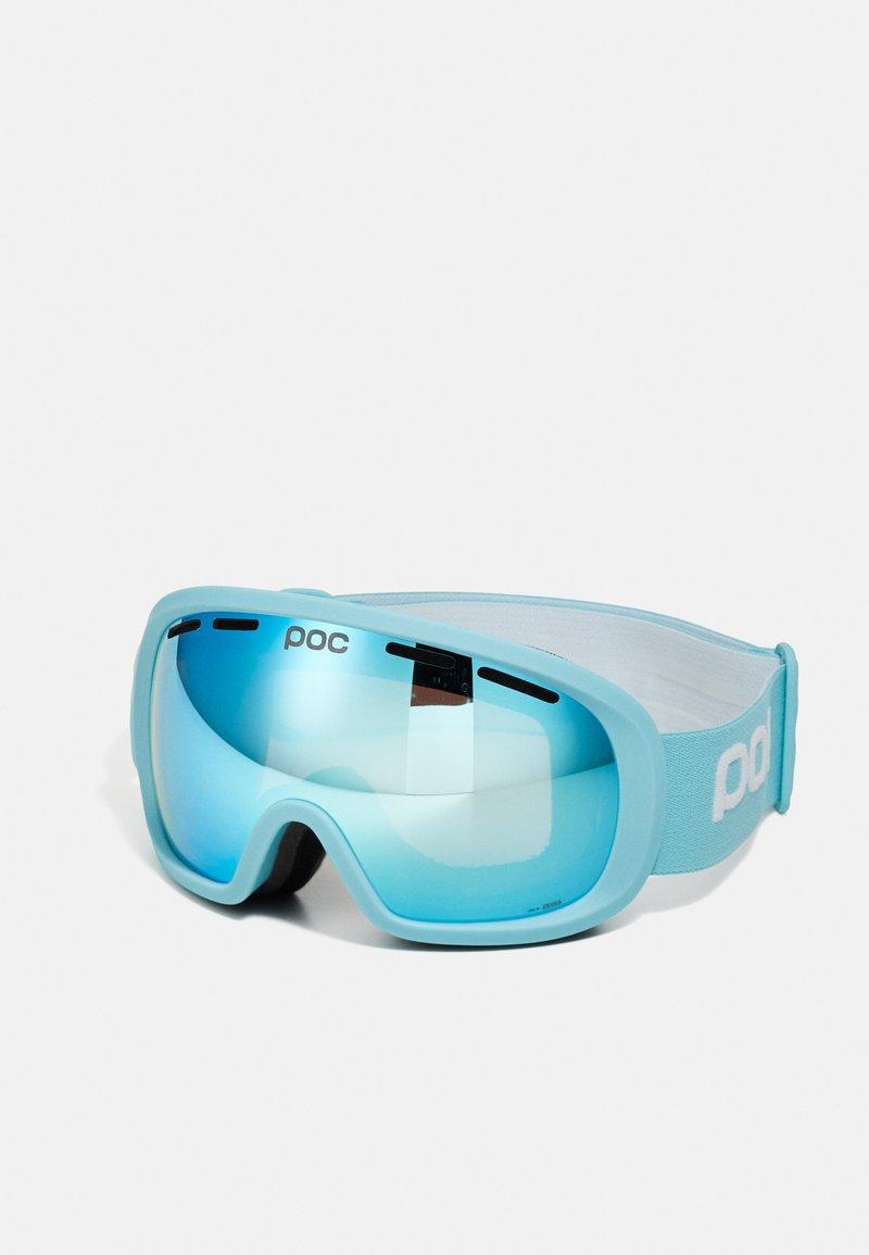 POC - FOVEA MID UNISEX - Ski goggles - crystal blue/neutral grey/celeste