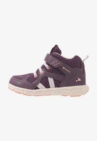 Viking - ALVDAL MID GTX - Hiking shoes - purple/light lilac - 1