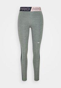 Nike Performance - Punčochy - smoke grey heather/obsidian/white - 4