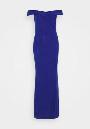 ARIAH OFF THE SHOULDER MAXI DRESS - Iltapuku - electric blue