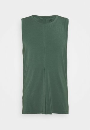 DRY TANK YOGA - Sports shirt - galactic jade