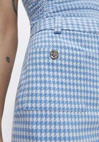 Uterqüe - Trousers - light blue - 3