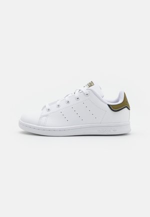 STAN SMITH UNISEX - Baskets basses - footwear white/focus olive