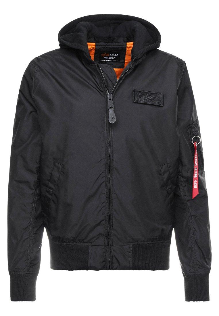 Alpha Industries Herren Daunenjacke MA 1 Puffer black, 213,30 €
