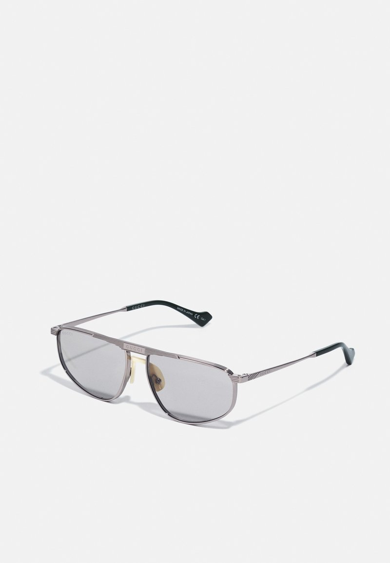 Gucci - Sunglasses - ruthenium/grey