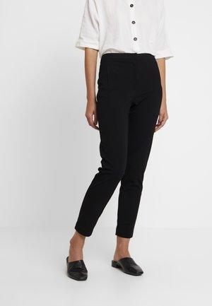 EZAMIA - Trousers - noir