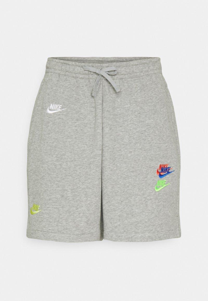 Nike Sportswear - Shorts - dk grey heather/base grey