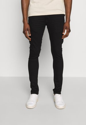 SUPERSKINNY SCOTT - Skinny-Farkut - black denim