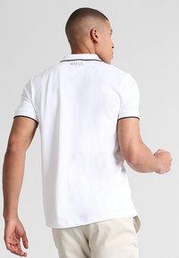 BOSS - PADDY PRO  - Poloshirt - training white - 2