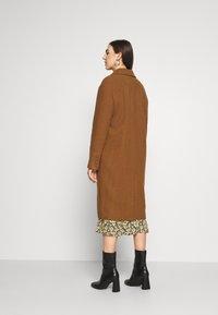 mbyM - PAVIELLE - Classic coat - pecan - 2