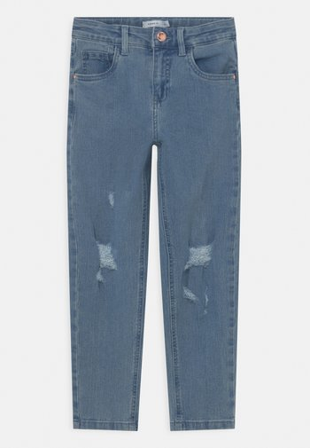 NKFROSE - Jeansy Relaxed Fit - light blue denim