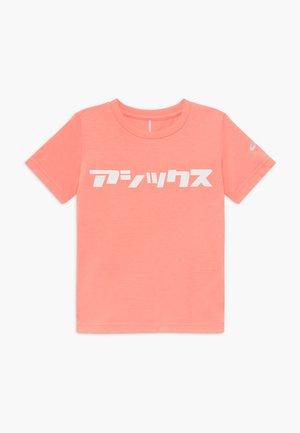 KATAKANA - T-shirt con stampa - guava