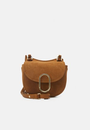 ALIX MINI HUNTER - Across body bag - cinnamon