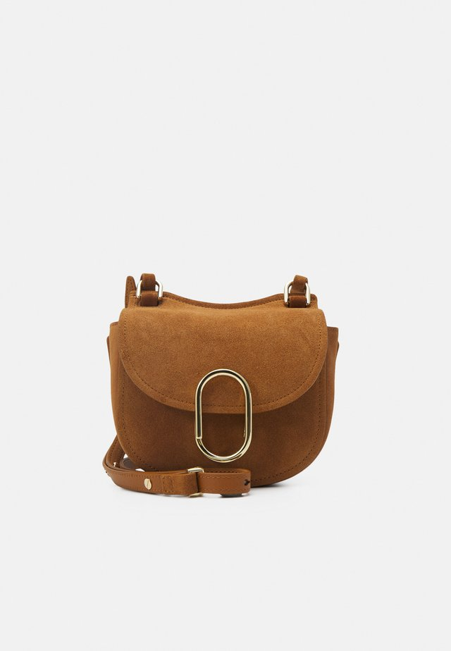ALIX MINI HUNTER - Borsa a tracolla - cinnamon