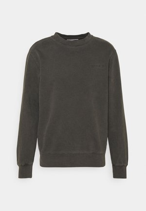 CASUAL CREW - Sweatshirt - dark grey