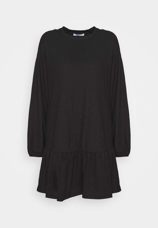 ONLGAYA SHORT DRESS - Vestido informal - black