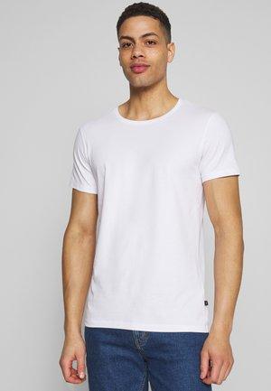 DELETION LIST - Jednoduché triko - bright white