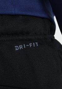 Nike Performance - DRY SHORT  - Sports shorts - black/metalic hematite - 3