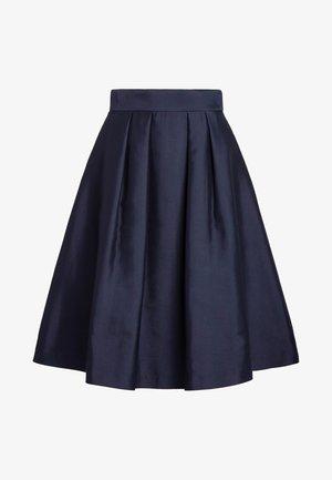 Jupe plissée - nachtblau