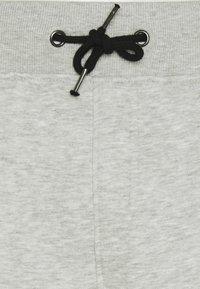 Pier One - 3 PACK - Shortsit - black/mottled light grey/dark blue - 8