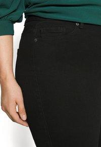 Pieces Curve - PCLILI - Jeans Skinny Fit - black - 3